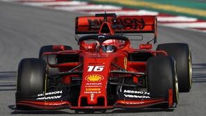 فورمولا 1: ماذا حدث لسيارة فيراري في سباق البحرين؟