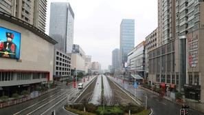 مدينة صينية بدون سيارات بسبب كورونا