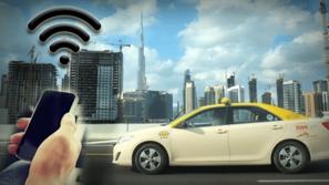 بالمجان.. دبي توفر إنترنت لركاب سيارات الأجرة