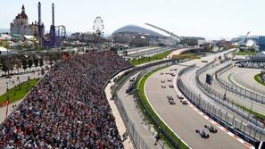 فورمولا 1: نتائج التجارب الحرة لسباق روسيا المنتظر