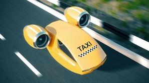 مصير سيارة الأجرة في المستقبل القريب