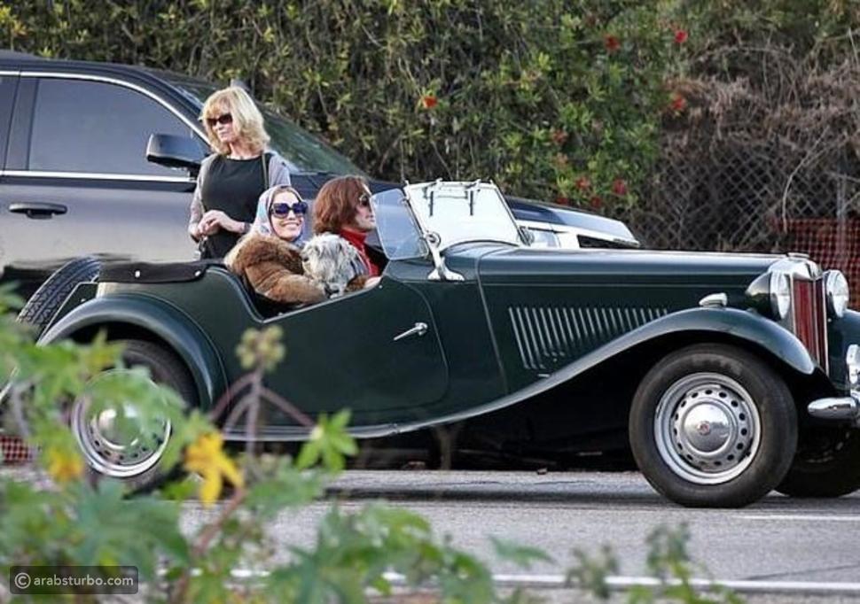قائمة سيارات فيلم Once Upon a Time in Hollywood
