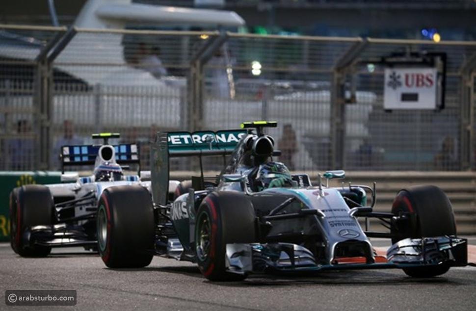 فورمولا 1: جدول انطلاق جائزة أسبانيا الكبرى
