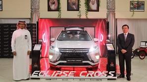 إطلاق ميتسوبيشي إكليبس كروس 2018  الجديدة كلياً في السوق السعودي