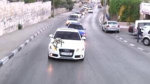 حظر مسيرات السيارات خلال الأعراس في إمارة سعودية