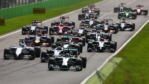 فورمولا 1: توقيت التجارب الحرة الثالثة لجائزة إيطاليا الكبرى