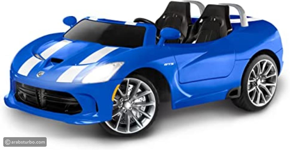 أفضل سيارة كهربائية للأطفال