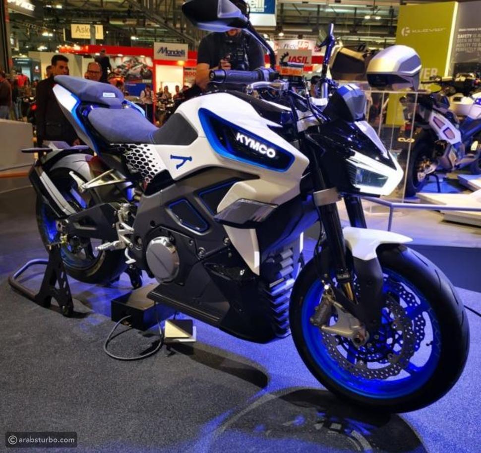 ريفونيكس: تفاصيل الدراجة النارية صديقة البيئة