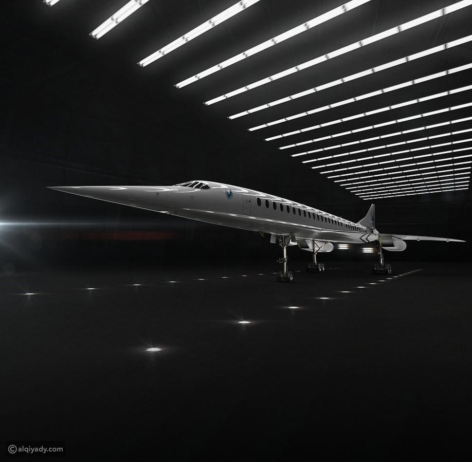 أسرع طائرة في العالم بمساهمة رولز رويس