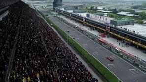 لأول مرة من 2012.. الصين مرشحة لتستضيف سباقين فورمولا 1
