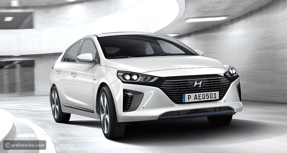 """هيونداي تعرض مستقبل السيارات الكهربائية في """"دبي الدولي للسيارات"""""""