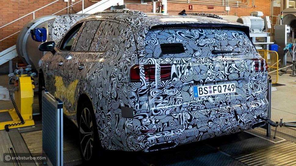 فولكس فاجن تشوق لسيارة SUV جديدة بالكامل
