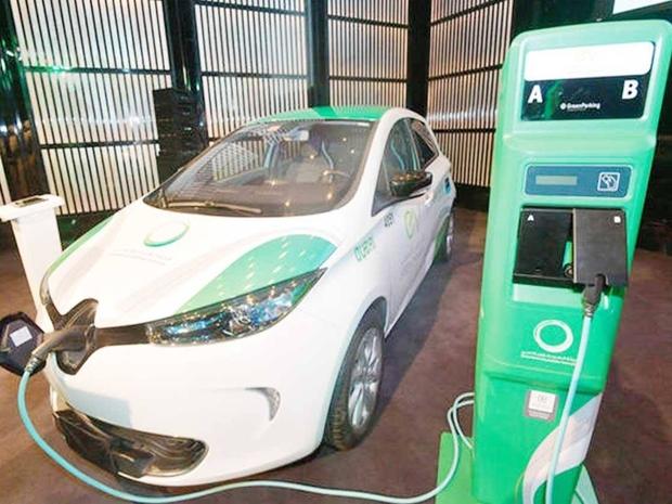إنشاء أول محطة هيدروجين للسيارات في السعودية