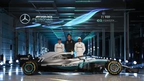 الموعد الرسمي.. مرسيدس تستعد للكشف عن السهم الجديد للفورمولا 1