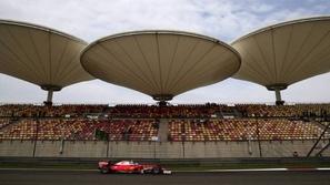 فورمولا 1: توقيت التجارب الحرة الأولى في جائزة الصين الكبرى