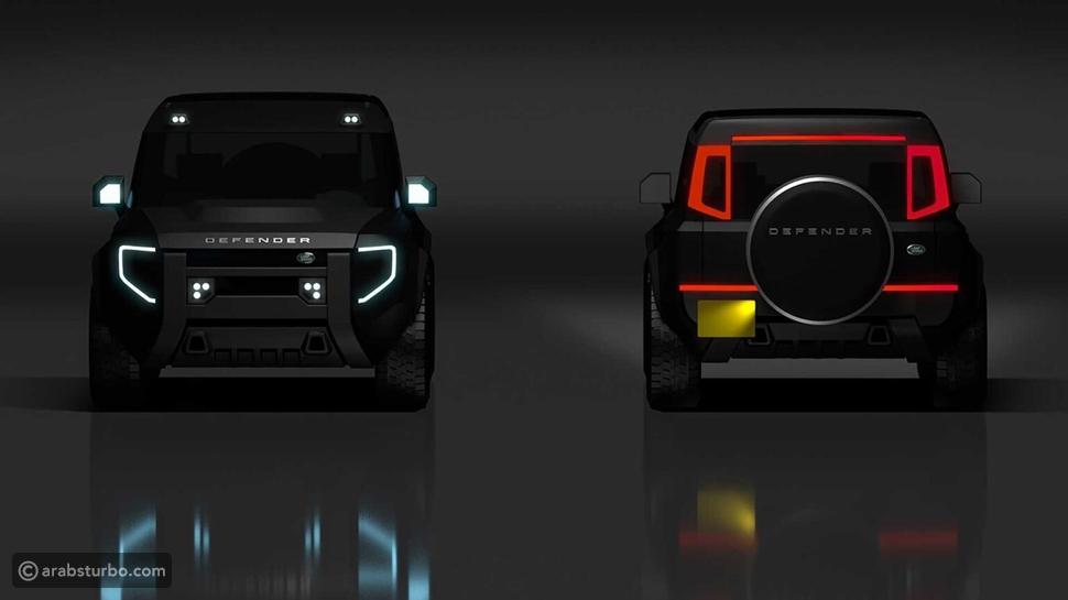 لاندروفر ديفندر تقدم نسخة مصغرة في 2022