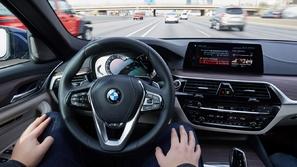 خطة بي ام دبليو لغزو الأسواق بالسيارات ذاتية القيادة