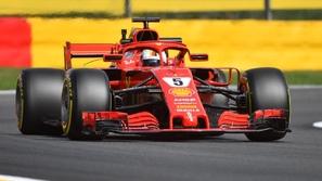 فورمولا 1: ترتيب الانطلاق على خط بداية بطولة العالم