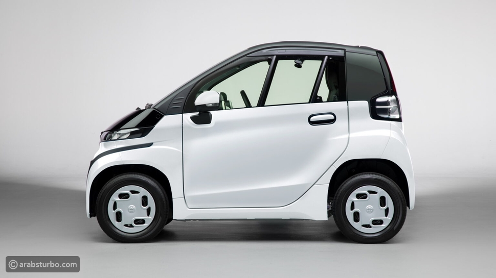 تويوتا تقدم سيارة جديدة بقوة 12 حصان فقط!