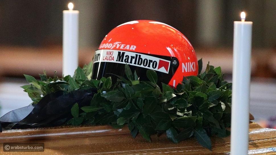 النمسا تودع أسطورة سباقات الفورمولا 1