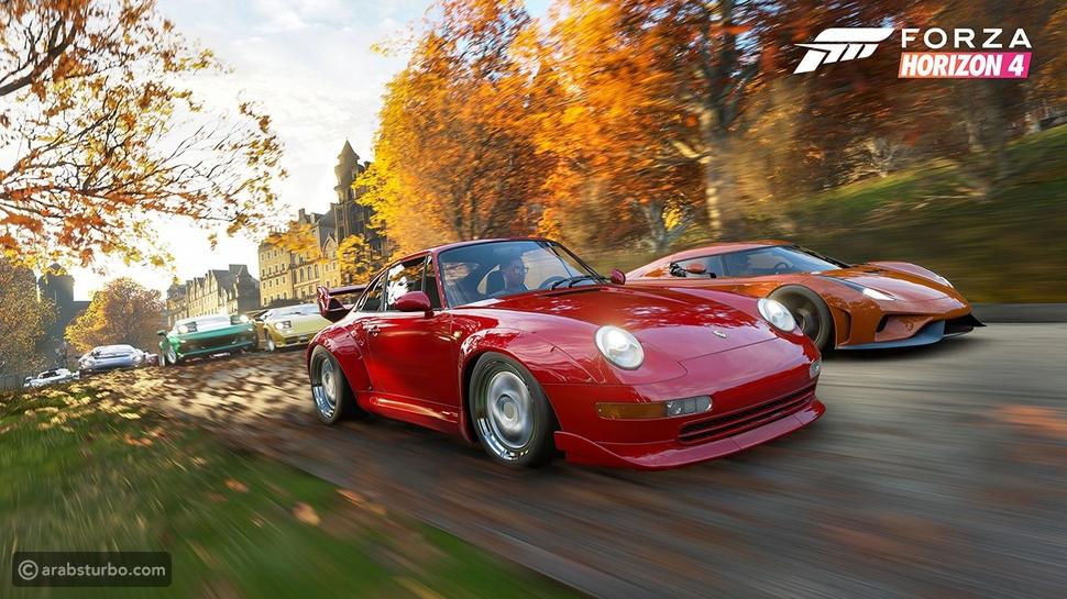 متعة من نوع آخر: أفضل 4 ألعاب سيارات على الإكس بوكس