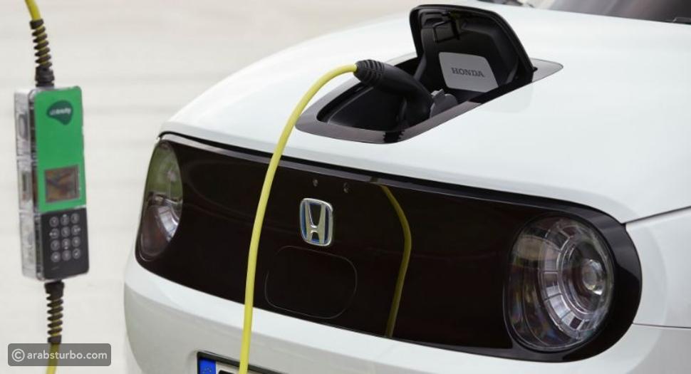 هوندا تساعد أوروبا على التخلص من سيارات البنزين والديزل