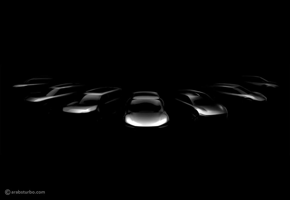 أسماء سيارات كيا الكهربائية تتسرب قبل الكشف الرسمي
