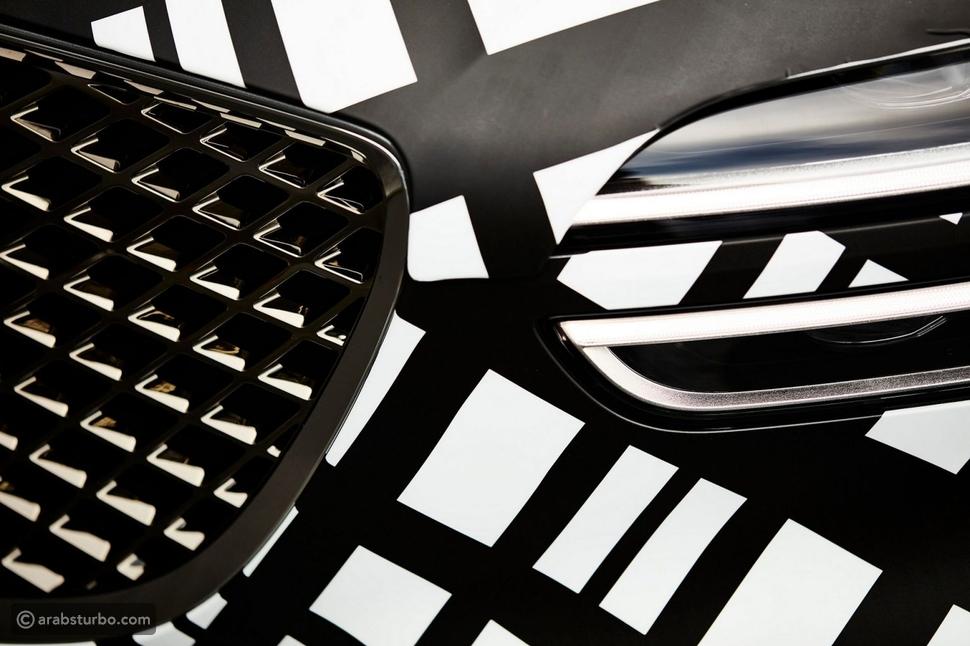 جينيسيس GV70 الجديدة تظهر في صور تشويقية