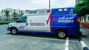 إسعاف دبي تبتكر هذه الطريقة لمحاربة كورونا