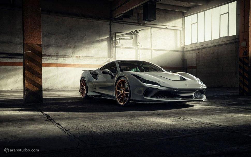 شركة ألمانية تبدع في تعديل سيارة فيراري خارقة