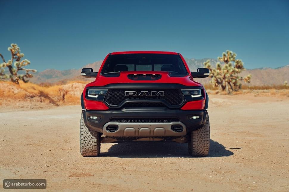 هينيسي تحول TRX 1500 لسيارة SUV خارقة بقوة تفوق 1000 حصان