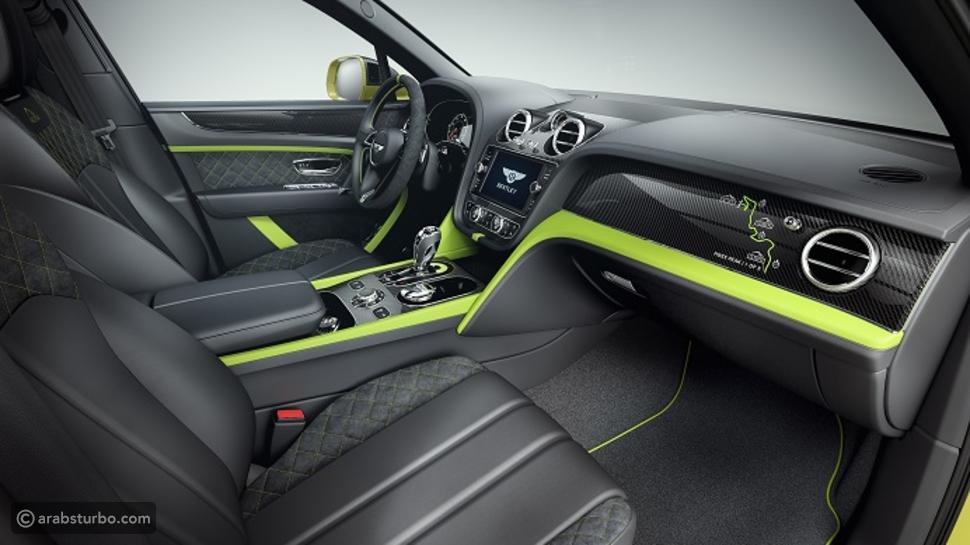 بينتايجا تكسر الرقم القياسي لمركبات SUV في منافسات بايكس بيك