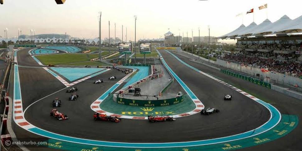 فورمولا 1: ترتيب خط انطلاق سباق جائزة أبوظبي الكبرى