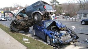 انخفاض تاريخي في نسبة حوادث السيارات