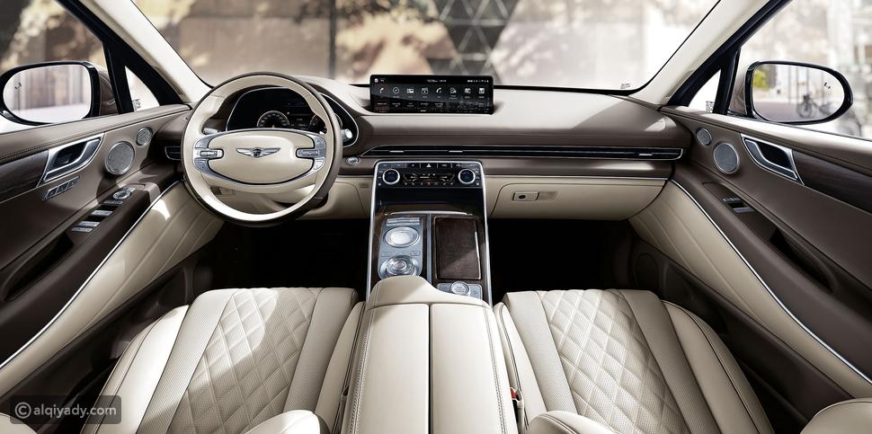 جينيسيس تطلق GV80، أول SUV فاخرة لها في منطقة الشرق الأوسط وإفريقيا