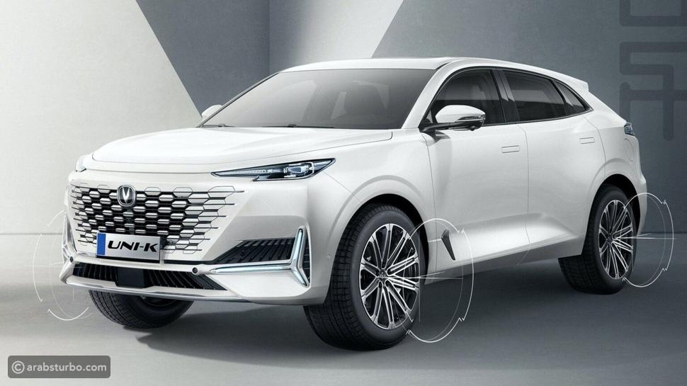 شانجان يوني كيه SUV الصينية الجديدة تنكشف رسمياً