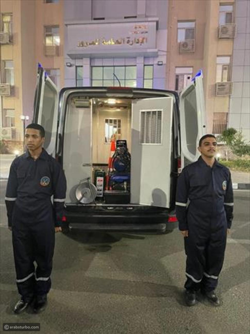 مصر: الداخلية تدفع بسيارات إغاثة على الطرق والمحاور