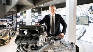 خطة لامبورغيني لغزو عالم السيارات الكهربائية