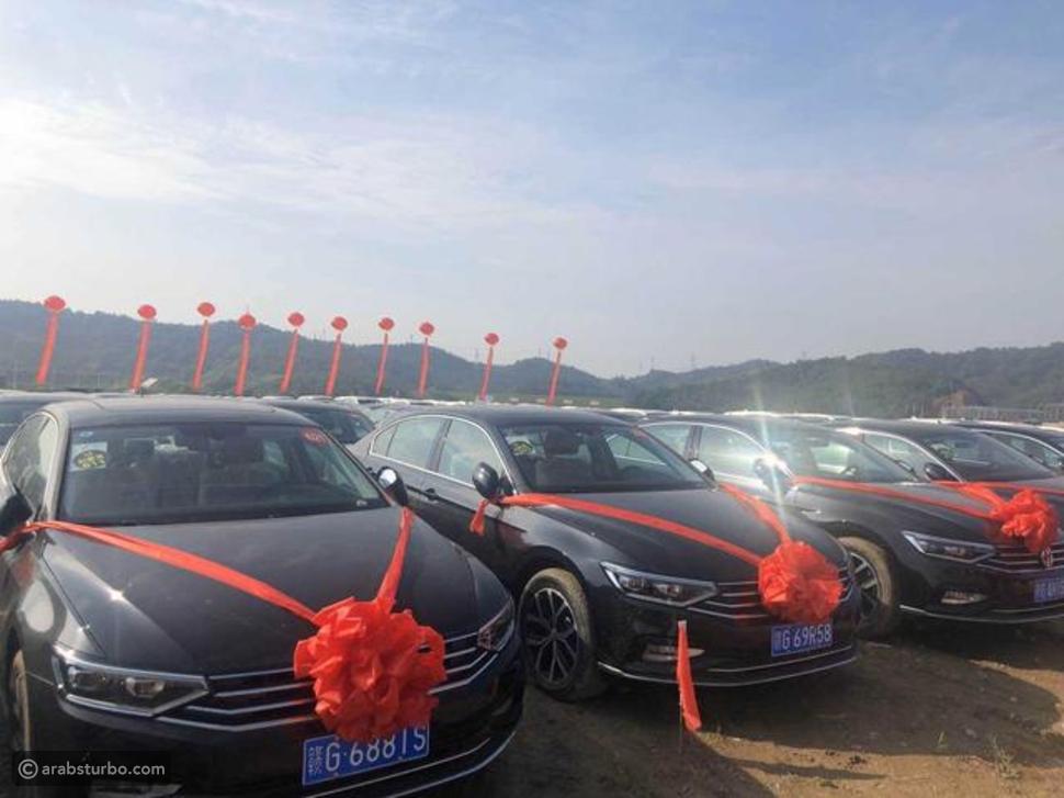 شركة توزع 4100 سيارة على موظفيها مجاناً