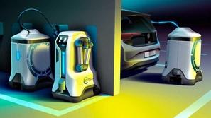 باور بانك من فولكس فاغن للسيارات الكهربائية
