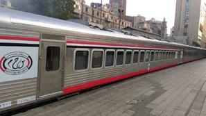 تعرف على تفاصيل وعدد ضحايا حادث القطار المصري