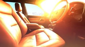 شمس الصيف تعقم سيارتك ضد كورونا ولكن بشروط