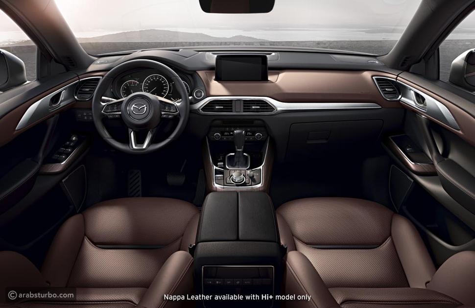 مواصفات سيارة مازدا CX9 2019