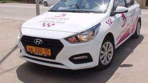 بالفيديو.. سائقات الأجرة ينافسن الرجال في الشيشان