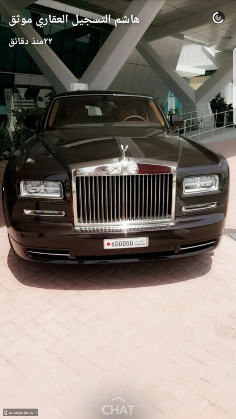 فيديو رجل أعمال يشتري لوحات سيارات بحرينية بخمسة مليون ريال!