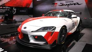 الكشف عن فيديو لسيارة سوبرا من معرض جنيف 2019