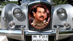 فيديو سيارة صدام حسين البنتلي 1958 تم عرضها في أمريكا! تعرف عليها
