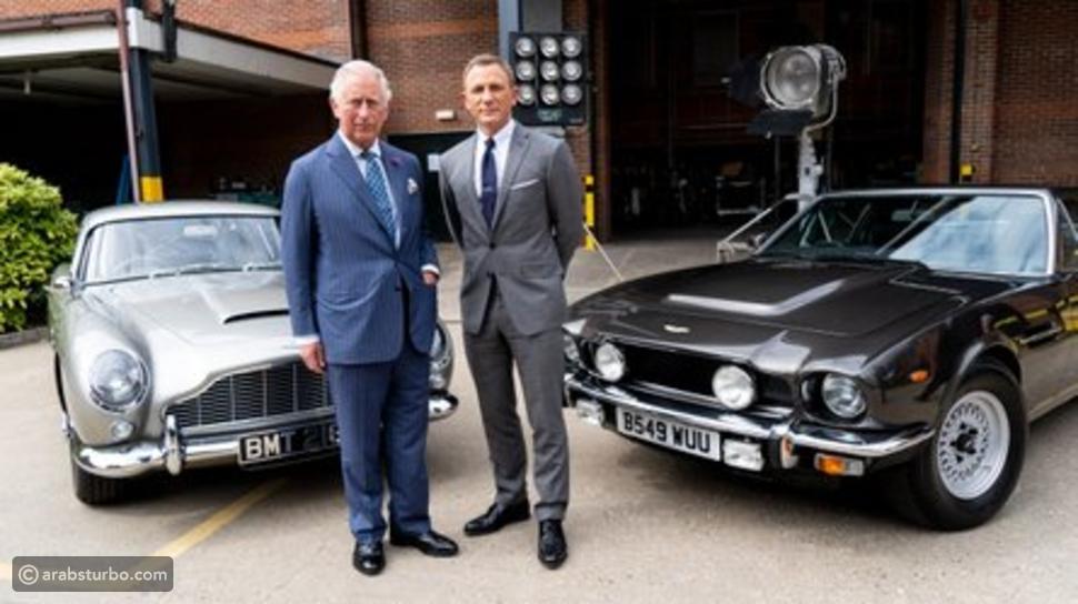 مرسيدس GLE تنضم إلى أسطول سيارات جيمس بوند الجديد