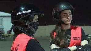 هل ستقتحم السعوديات شوارع المملكة بدراجاتهن النارية؟