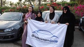 السعوديات يؤسسنَ أول نادٍ للسيارات في المملكة